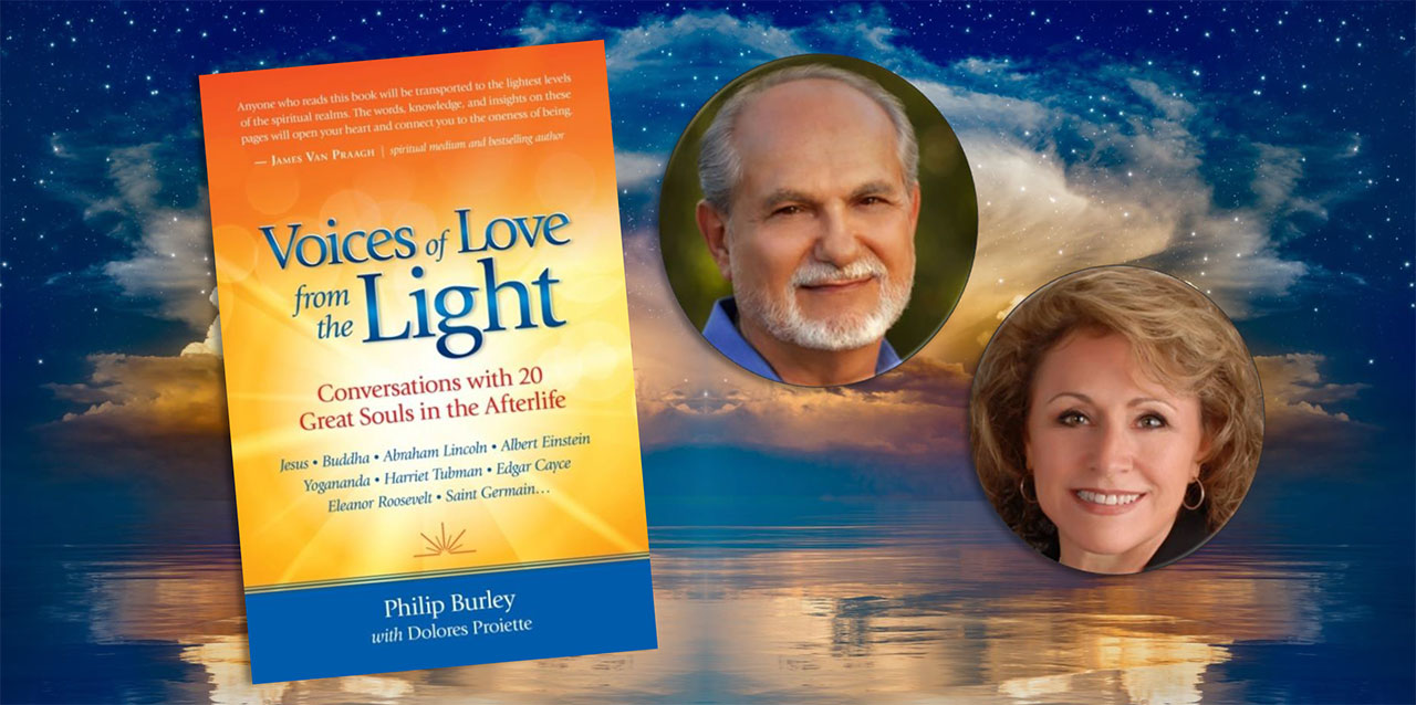 Trance-Medium Philip Burley and professional hypnotist Dr. Dolores Proiette have created a masterpiece! - Mastery Press
