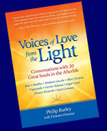 Voices of Love from the Light, Philip Burley, Mastery Press, Buy now on Amazon